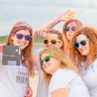 EVJF et la photo de groupe selfie.. cheese !