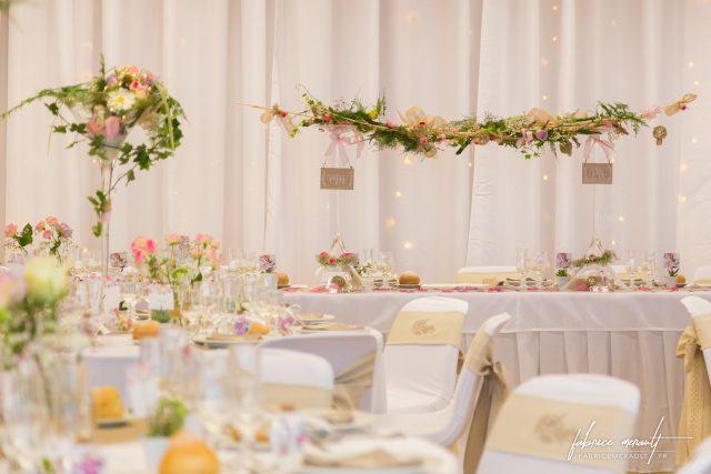 Photos de mariage, et de la décoration de votre salle