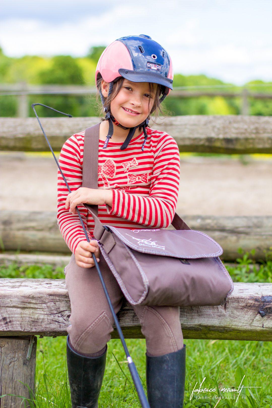 Portrait, lors des activités de vos enfants, c'est un belle occasion de garder des souvenirs