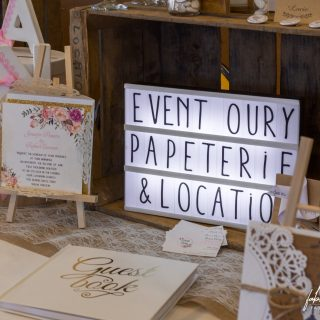 Oury Event – Papeterie & Location