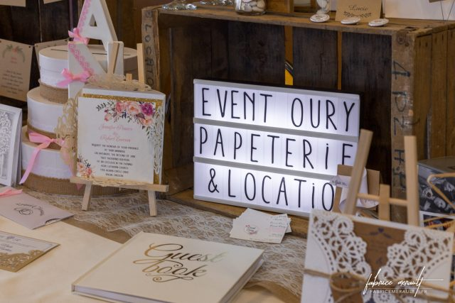 Oury Event - Papeterie & Location