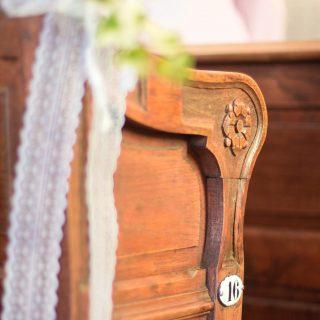 Un 16 septembre, dans l'église de Saint-Martin-de-Landelles (Normandie, Manche)