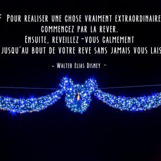 CV — Fabrice Mérault — Photographe — Citation Walt Disney – Disneyland Paris
