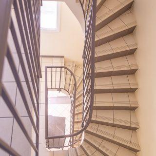 Photographie immobilière – Escalier