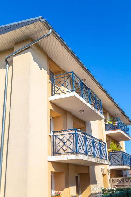 Photographie immobilière - Immeuble
