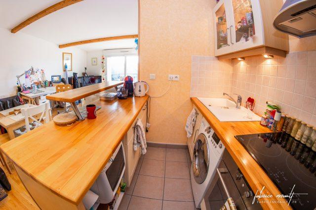 Photographie immobilière - Cuisine - Kitchenette