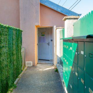 Photographie immobilière – Local poubelles