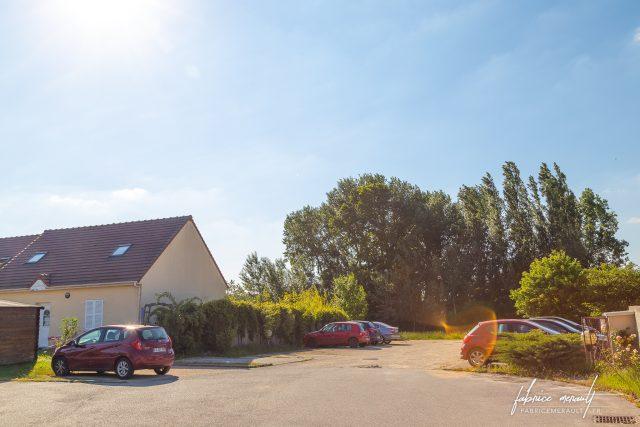 Photographie immobilière - Parking privé