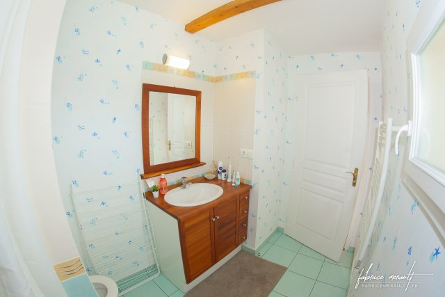 Photographie immobilière - Salle d'eau