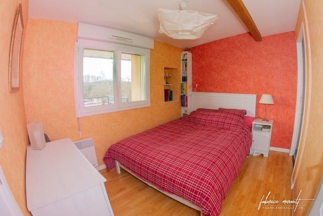 Photographie immobilière - Chambre