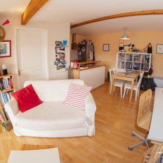 Photographie immobilière – Salon