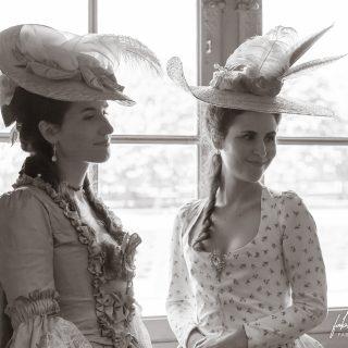 «Melly & Audrey» dans le Château de Vaux-le-Vicomte